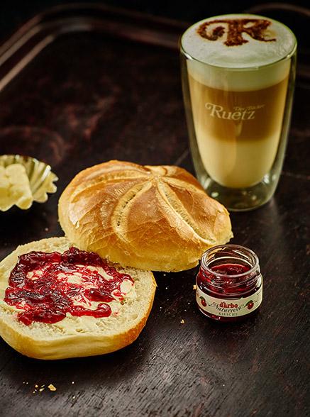 Frühstück Beim Bäcker Ruetz